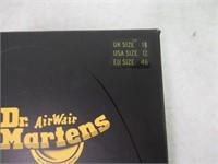 Dr. Martens Comfort Insole, black, 11 M UK (Mens