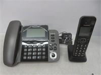Panasonic KXTGF350M Dect_6.0 2-Handset Landline