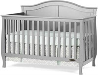 Child Craft Camden 4-in-1 Convertbile Crib, Cool