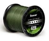 """Used"" Seaguar Kanzen 2500-yards Green Braided Lin"