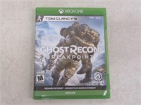 Tom Clancys Ghost Recon Breakpoint - Xbox One