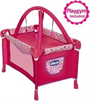 Baby Doll Playard Converts to Baby Doll Playmat,