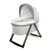 Ingenuity Foldaway Rocking Wood Bassinet -