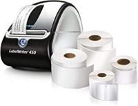 DYMO Label Writer 450 Free Printer Bundle with 4