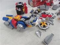"""As Is"" LEGO Ideas Voltron 21311 Building Kit"