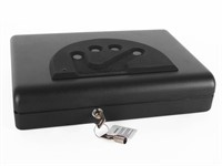Digital Code Lock Vault Case, Safe Box with