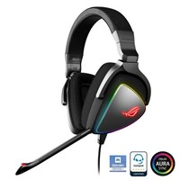 ASUS ROG Delta USB-C Gaming Headset for PC, Mac,