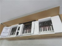 RockJam 88-Key Beginner Digital Piano/Keyboard w/