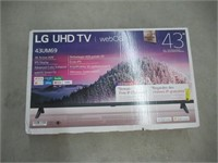 "LG 43UM6910 43"" 4K Ultra HD Smart LED TV (2019)"
