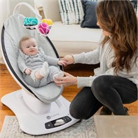 4moms mamaRoo 4 Baby-Rocker Swing w/ 5 Unique