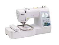 Brother PE535 Embroidery Machine, White