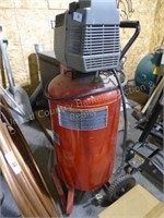 Porter Cable 25gal air compressor