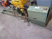 """Wood lathe approx. 40"""" bed"""