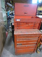 Snap-On top & bottom tool boxes