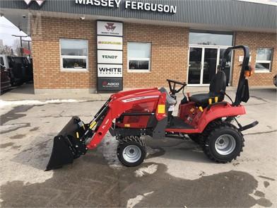 MASSEY-FERGUSON GC1725M For Sale - 105 Listings   MarketBook.ca ...