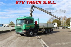 SCANIA P94D310  used