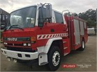 1996 Isuzu FVR 900 Emergency Vehicles