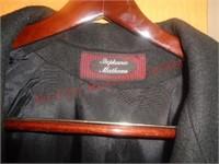 Stephanie Matthews womens long coat jacket
