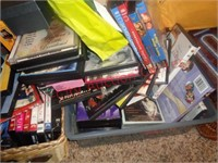 Assorted DVD's & VHS tapes