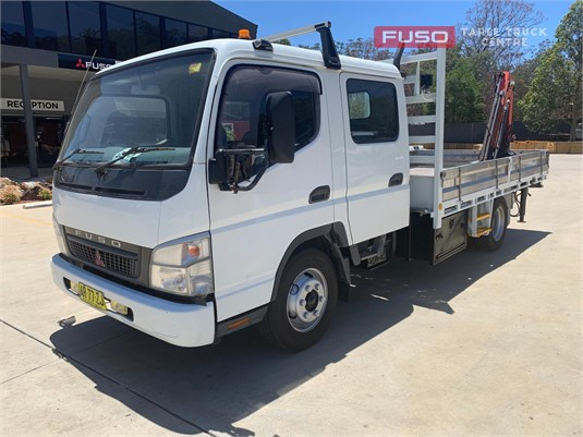 2007 Fuso Canter Taree Truck Centre - Trucks for Sale