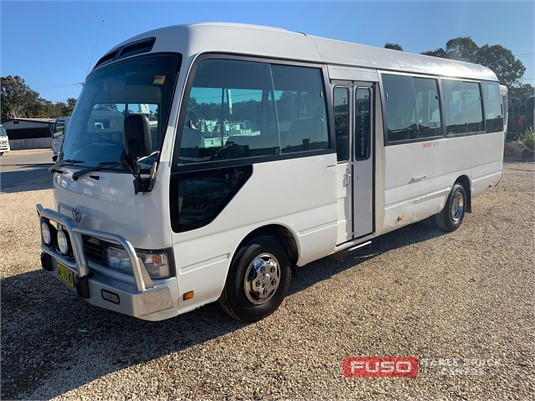 2005 Toyota Coaster 50 Series Taree Truck Centre - Buses for Sale