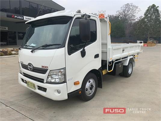 2012 Hino 300 Series 617 Taree Truck Centre - Trucks for Sale