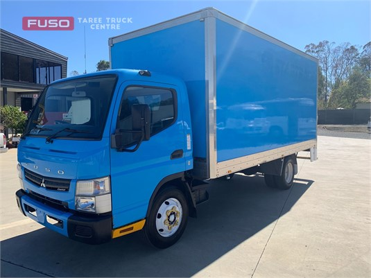 2012 Fuso Canter 815 Taree Truck Centre - Trucks for Sale