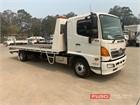 2017 Hino 500 Series 1124 FD Tow / Tilt Slide Tray