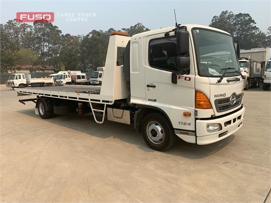 2017 Hino 500 Series 1124 FD Taree Truck Centre - Trucks for Sale