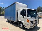 2013 Hino other Tautliner / Curtainsider