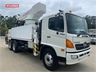 2007 Hino other 6x4