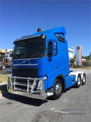 2016 Volvo FH540 - Trucks for Sale