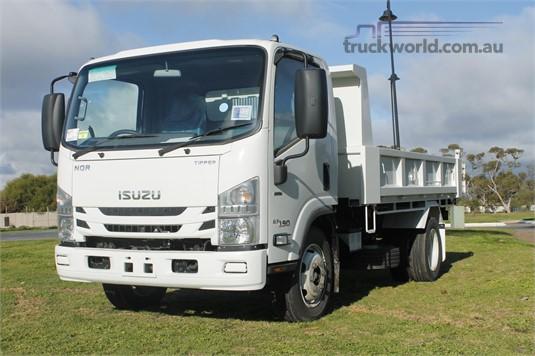 2019 Isuzu NQR 87 190 North East Isuzu - Trucks for Sale