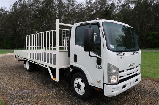 2011 Isuzu NQR 450 Long - Trucks for Sale
