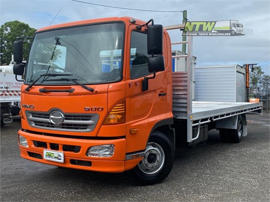 2015 Hino FC1022 National Truck Wholesalers Pty Ltd - Trucks for Sale