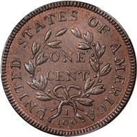 L1C 1797 REVERSE OF 1797. STEMS. PCGS MS64 BN CAC