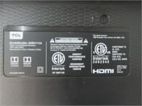 TCL 65R617-CA 4K Ultra HD Smart LED Television