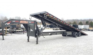 MAXXD Flatbed Trailers For Sale - 29