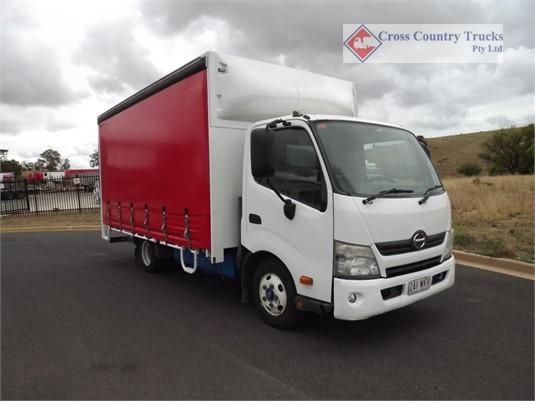 2012 Hino 616 Cross Country Trucks Pty Ltd - Trucks for Sale
