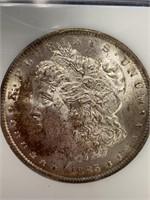 Morgan silver dollar 1885 O MS64 by ECI        (33