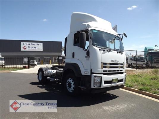 2012 Isuzu GXD Cross Country Trucks Pty Ltd - Trucks for Sale