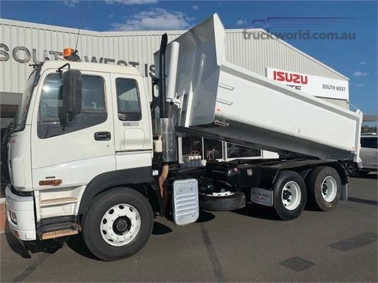 2015 Isuzu Giga CXZ 455 AMT - Trucks for Sale