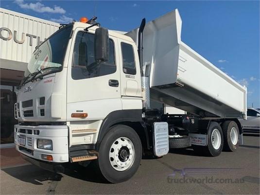 2015 Isuzu Giga CXZ 455 AMT South West Isuzu - Trucks for Sale