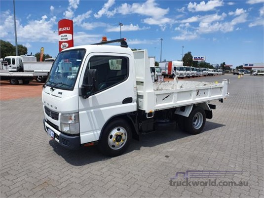 2015 Fuso Canter 515 Narrow Factory Tipper - Trucks for Sale