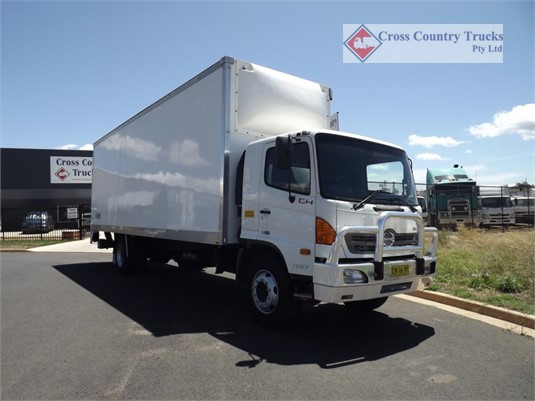 2008 Hino 500Gh1727 Cross Country Trucks Pty Ltd - Trucks for Sale