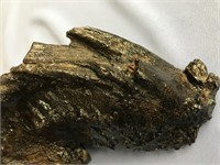 """Impressive stabilized wooly mammoth tooth,  7.5"""" l"""