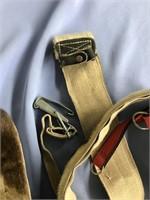 Pair of seal skin ski covers       (M 478)