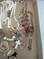 Job lot costume jewelry