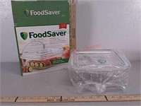New in box food saver