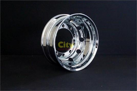 0 CBTC Mirror Chrome Alloy Rim - Parts & Accessories for Sale
